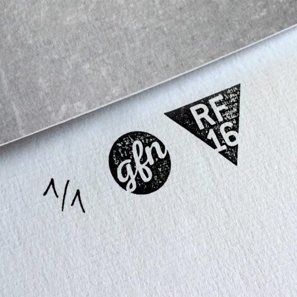 Dallas Byers Club Kunstdruck – Handnummeriert und mit Stempel gebrandet
