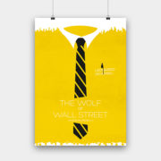 The Wolf of Wall Street Kunstdruck – 50 x 70 cm
