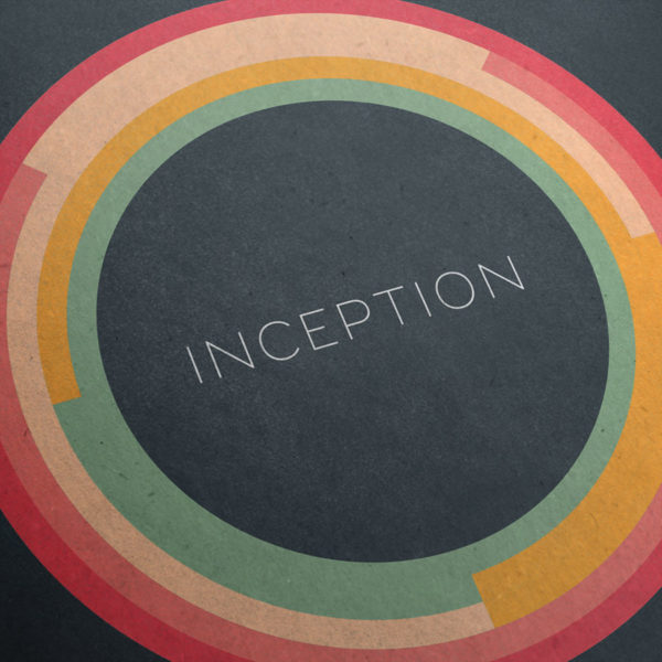 Inception Kunstdruck – Detailansicht