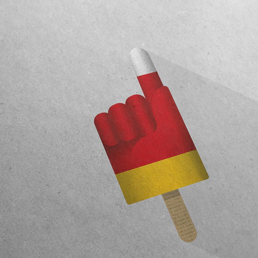 IceCream Tarantino »Kill Bill: Vol.2« – Detailansicht