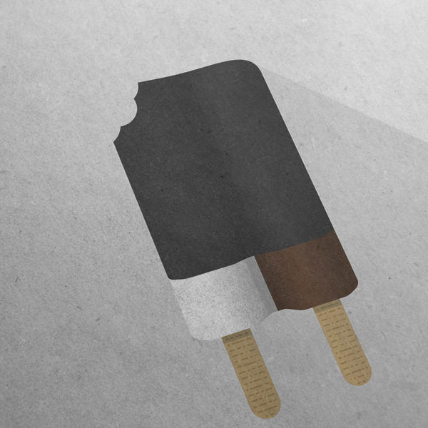 IceCream Tarantino »Pulp Fiction« – Detailansicht