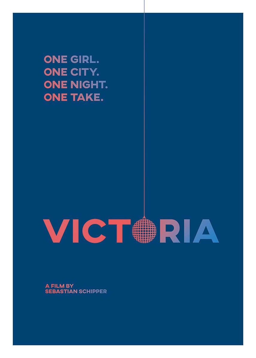 Victoria – Alternative movie poster (© grafinesse)